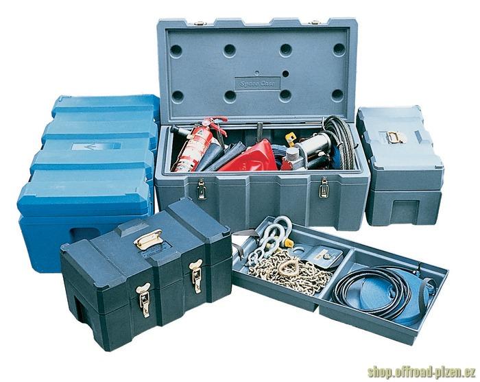 SPACE CASE 1100X550X310mm, vodotěsný box