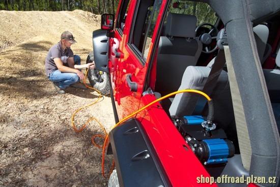 ARB hadice 6 m pro hustění pneu