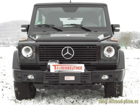 Nárazník,Mercedes G