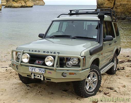 ARB nárazník Land Rover Discovery 2