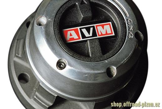 AVM volnoběžné náboje