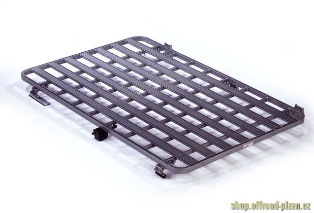 AO střešní nosič Alu 200x115 cm