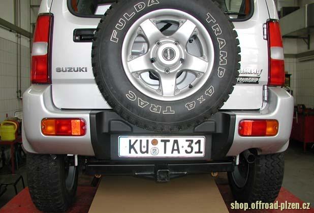 Držák sypače Suzuki Jimny všechny modely
