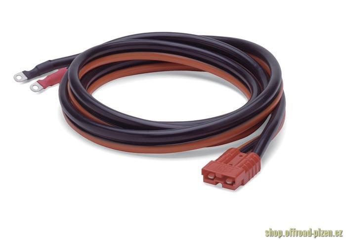 Kabel 1,8m mit 1 x 175A + Stecker