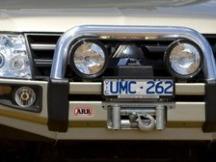 ARB hliníkový oblouk pro SaharaBar