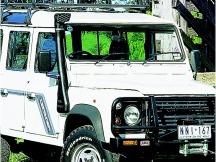 Safari šnorchl Land Rover Defender V8