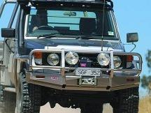 ARB nárazník Toyota Landcruiser 75-79 do 07