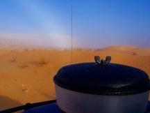 Cyklonový filtr velký pro Safari Šnorchl