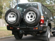 ARB zadní nárazník Toyota Landcruiser