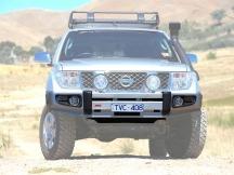 ARB nárazník SaharaBar Nissan D40, Pathfinder R51