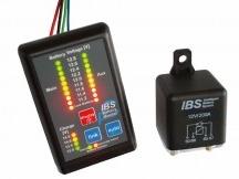 IBS bateriový monitor  IBS-DBS, 12-Volt