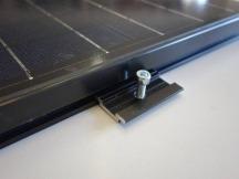 IBS Montážní spony vyrobené z hliníku pro