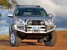 ARB-Saharabar Toyota J150, o. Parksensor