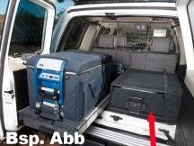 Outback zásuvka 505x945x280 mm bez výsuvu na lednici