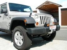 Montážní sada Jeep Wrangler JK pronsviják Warn XDC