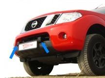 Multi-Mount přední upevňovací rám Nissan Navara D40 / Pathfinder R51 2010+