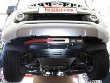 Montážní sada navijáku Fiat Fullback s navijákem XD9000