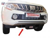 Montážní sada navijáku Fiat Fullback s navijákem XDC