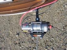 Adapter na tažné oko pro 1-26378, 15 cm