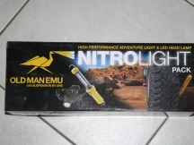 ARB NITROLIGHT PACK MINI ADVENTURE LIGHT + SVĚTLOMET