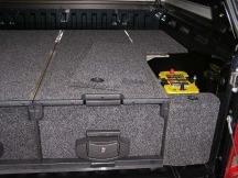 Outback boční kryty zásuvek VW Amarok