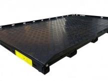 UPRACKS univerzální nakládací plocha  PICK UPS,  600 KG KG
