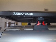 Rhino Rack Pioner Platforma2728X1465MM    černá, TOYOTA, CITROEN, PEUGEOT