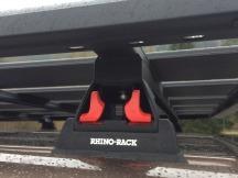 Rhino Rack Pioner Platforma  2124X1426MM  černá, TOYOTA, CITROEN, PEUGEOT