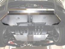 Kryt motoru přední  4X4 1,3L TD, '13->