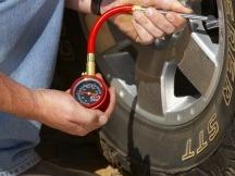 ARB pneuměřič - manometr 0 - 5 bar