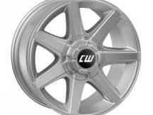 Disk CW - slitina CWE 8 x 17,  ET 10, 6 x 139,7